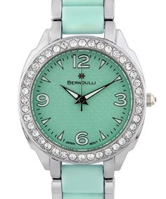 Bernoulli Daeva Ladies Watch With Swarovski Elements