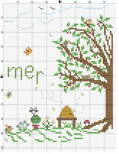 maxi stickt freebies: Sommer