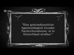 ▶ Die Überwachungs- und Spionageaffäre - Der Satirische Jahresrückblick 2014 - Bananenrepublik - YouTube