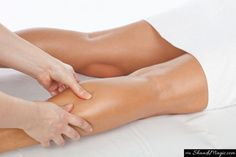 Foot and legs massage  Make sure during bedtime or in a day you massage her feet and legs.