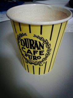 Después de disfrutar de un delicioso Café, nuestro amigo @IgorPerez507 está listo para continuar su día.