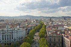 El origen �rabe de Las Ramblas - 100 cosas sobre Barcelona que deber�as saber