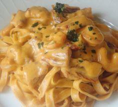 Massada com Cogumelos e Camarão - http://www.receitasja.com/massada-com-cogumelos-e-camarao-2/