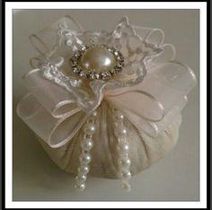 Victorian Christmas, Pink Christmas, Christmas Crafts, Lavender Bags, Lavender Sachets, Wedding Favours, Wedding Gifts, Sewing Projects, Craft Projects