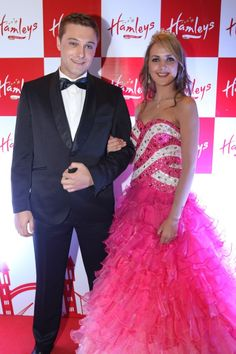 Original Barbie at the opening of Hamleys first store in New Delhi on Saturday 2nd February, 2013. Hamleys is the finest toy store in the world. This store is one of largest toy store in the country with 50,000 toys spread over 20,000 sq. ft..