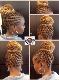 Check out way more cool loc styles by Loc Central here…