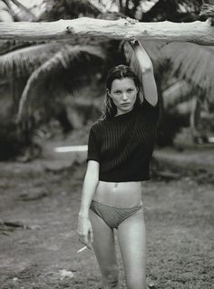 I Love Your Style: Juergen Teller's Kate Moss