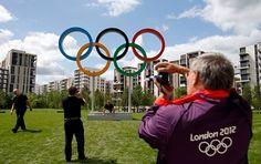 Mucha informática para los Juegos Olímpicos Londres 2012 Olympic Games, London, Tecnologia
