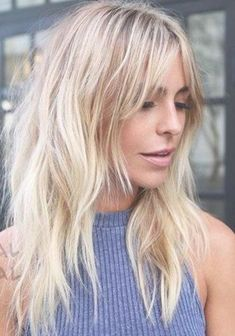 Amazing Hairstyles for Long Thin Hair (Must-See Haircuts for Fine Hair) 27 Amazing Long Hairstyles for fine thin hair with bangs and layers Haircut Diy, Long Shag Haircut, Shaggy Haircuts, Haircuts For Fine Hair, Cool Haircuts, Pixie Haircut, Haircut Thin Fine Hair, Shaggy Layered Haircut, Hairstyle For Chubby Face