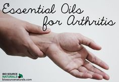 Essential oils and aromatherapy can be a great help to those who struggle with arthritis arthritis pain and arthritis inflammation. Learn which oils are best for you with BioSource Naturals! Essential Oils For Pain, Essential Oil Uses, Doterra Essential Oils, Young Living Essential Oils, Pure Essential, Arthritis Remedies, Rheumatoid Arthritis, Arthritis Relief, Arthritis