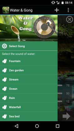 Water & Gong ~ Relaxing Sounds - Google Play Store revenue & download estimates - Australia