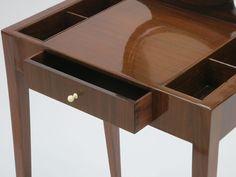 Original Dressing Table by Jacques-Emile Ruhlmann. For sale. Inquiries: info@atelierviollet.com