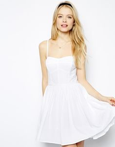 Image 1 of Jack Wills Strappy Dress