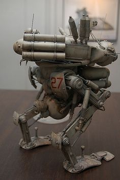 Konigs Krote (Maschinen Krieger ZbV3000)