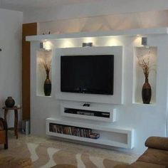 Wall units for living room full size of minimalist stand design ideas feature wall unit living room cabinet decorating wall units living room dubai Tv Unit Decor, Tv Wall Decor, Tv Cabinet Design, Tv Wall Design, Tv Unit Interior Design, Tv Wanddekor, Modern Tv Wall Units, Modern Tv Room, Tv Unit Furniture
