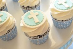 Pretty communion cupcakes:  https://www.facebook.com/pages/The-Pear-Event-Styling-Planning/103958549769446?fref=ts