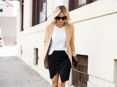Come on and get to know these unique styling hacks to make your Blazer Outfits for work way chicer and interesting as you carry your tedious job schedule.