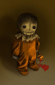 Sam [Trick r' Treat]