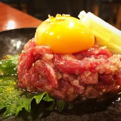 tokyo29report ホルモン&炭火焼肉 胡同(フートン) 西麻布で新規開拓!「胡同」のユッケ! A journey to find a new fine yakiniku restaurant takes looong time...! #胡同 #西麻布 #焼肉 #ステーキ #肉 #和牛 #牛 #東京肉レポート #肉レポ #futon #nishiazabu #yakiniku #wagyu #beef #steak #instafood #food #foodie #yummy #bbq #barbecue #tokyo #tokyo29report