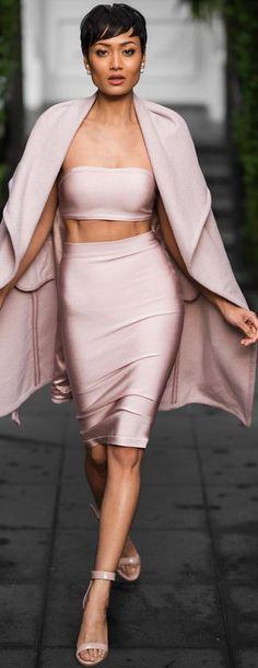 All Mauve Everything Fall Inspo by Micah Gianneli
