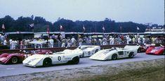 Can Am 1969 - Porsche 917 #0 - Jo Siffert