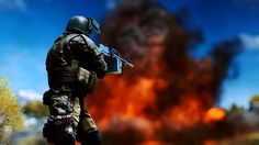 Image for Desktop: battlefield 4 Battlefield 4, World Of Tanks, Book Making, League Of Legends, Cowboys, Guns, Darth Vader, Fictional Characters, Desktop