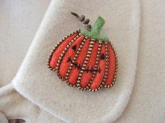A sweet little pumpkin!! by woolly fabulous, via Flickr