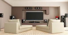 Hoe maak je van je woonkamer een echte cinema? #hifi #surround