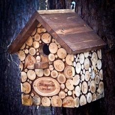 Rustic Wood Birdhouse Design Ideas, Natural Choices for Feathered Friends Homemade Bird Houses, Bird Houses Diy, Miller Lite, Salvaged Wood, Rustic Wood, Contemporary Birdhouses, Ceramic Roof Tiles, Birdhouse Designs, Birdhouse Ideas