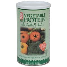 seasonedwithwellness.com  Mlo Vegetable Protein - 16 Oz