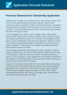 college admission essay format example