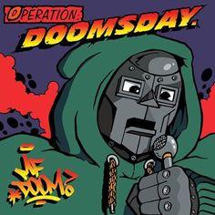 MF Doom - Operation: Doomsday Limited Edition Vinyl 2LP