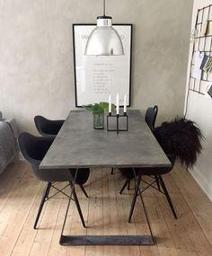 DIY spisebord – se hvordan på min IG: Mille Hartmann – Home Decor