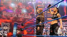 The amazing images of SmackDown, May 14, 2021: photos Shayna Baszler, Nia Jax, Wwe Womens, Superstar, Champion, Challenges, Wrestling, Concert, Image