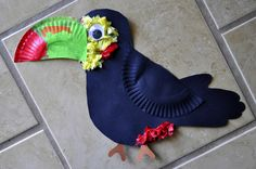 Image result for toucan craft template