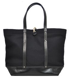 Stanley & Sons for Perfecto Naval Tote.
