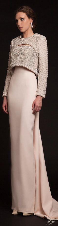 Spring 2015 Couture Krikor Jabotian