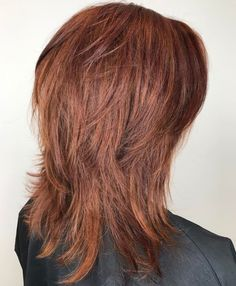 60 Most Universal Modern Shag Haircut Solutions Easy Mid-Length Shag Hairstyle Medium Textured Hair, Layered Thick Hair, Braided Hairstyles For Teens, Older Women Hairstyles, Layered Hairstyle, Braid Hairstyles, Short Shag Hairstyles, Hairstyle Men, Style Hairstyle