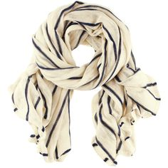 H&M Scarf ($12) ❤ liked on Polyvore featuring accessories, scarves, accessories - scarves, h&m, h&m scarves, cotton shawl and cotton scarves