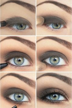 #amwriting Lauren's nighttime eyes Makeup Tutorials For Green Eyes