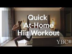 Travel Workout: Quick Hiit Workout - YouTube