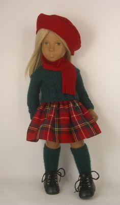 New handmade outfit  for Sasha doll 16   or 17