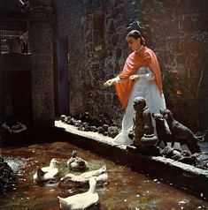 View Frida Kahlo in her garden, Coyoacan, Mexico City by Gisèle Freund on artnet. Browse upcoming and past auction lots by Gisèle Freund. French Photographers, Female Photographers, Portrait Photographers, Berlin, Frida And Diego, Powerful Pictures, Digital Museum, Gifts For An Artist, Diego Rivera