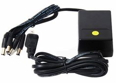 VideoSecu 4 Channel 12V DC Distributed Power Supply for Security Cameras 1I0 by VideoSecu. Save 80 Off!. $16.99. PW154 is a multi-channel output CCTV power supply, popular for home and small business camera installations. Simply plugs into one 120V AC outlet and it supplies regulated 12 volts D.C. to four cameras. Output has four standard 2.1mm barrel plug, center positive, it can plug into CCTV power & video cables or to plug directly into a CCTV camera's power harness. This...