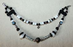 Wikinger Fibelkette  Halskette 2-Reihig  von BelanasSchatzkiste