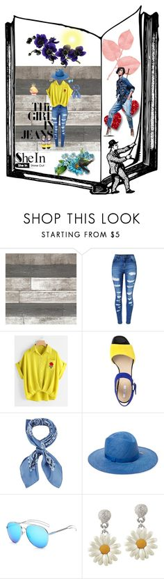 """SheIn"" by colicarnel ❤ liked on Polyvore featuring WithChic, Geox, Manipuri, House of Lafayette and Sydney Evan"