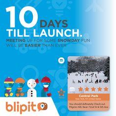 10 Days till Launch
