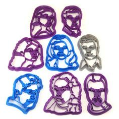 Firefly Crew set of 8 Cookie Cutters – WarpZone Prints
