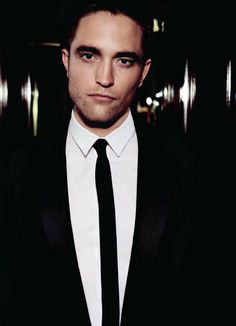 Robert Pattinson As The Face of Dior Homme