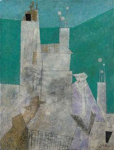Lyonel Feininger, ADVENTURE II